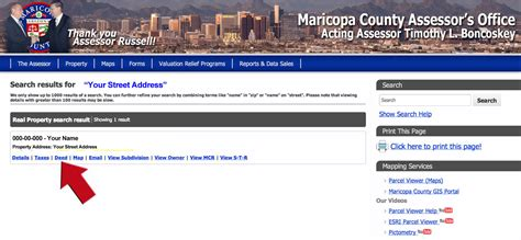 Maricopa County Assessor Address Search How To Archives Kathie J Gummere Attorney At