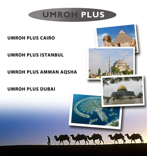 Umrah Plus Cairo paket umrah 2013