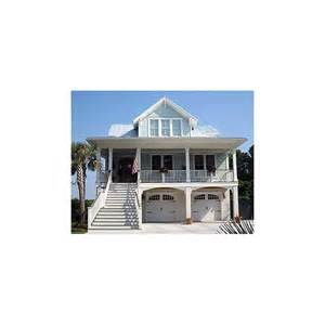 Beach House Plans Narrow Lot Narrow Lot Beach House Plan Eurohouse