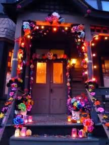 Mexican Halloween Decorations A Mexican Style Di 225 De Los Muertos Halloween Decorations