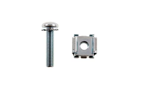 Rack Mount Nuts And Bolts by Rack Mount Cage Nuts Screws 10 32 Qty 100