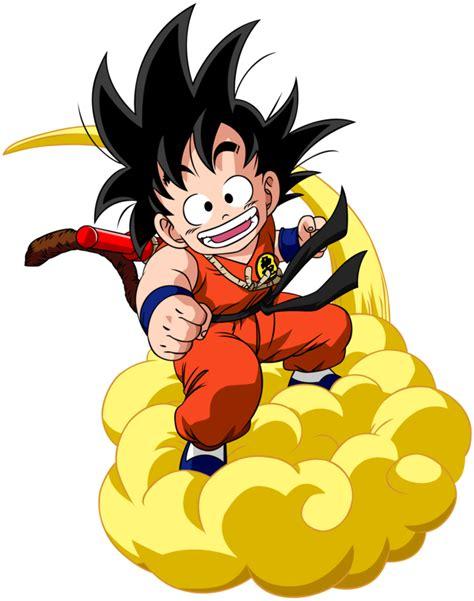 imagenes de goku niño goku y la nube voladora dragon ball imagenes pinterest