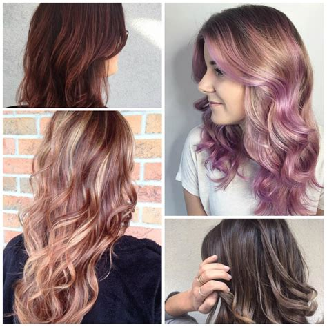 color for 2017 trendy ombre hair colors for 2016 2017 best hair color