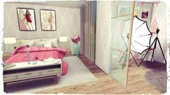 4 Bedroom Sims 4 Youtuber Bedroom Dinha