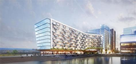 condo building plans developer plans for condos on site of anthony s pier 4