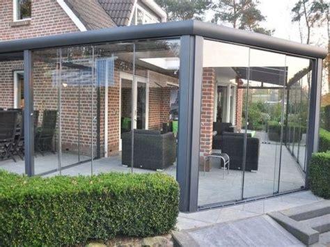 terrassendach vsg details zu alu terrassendach mit vsg glas 5 00 x 3 50 m