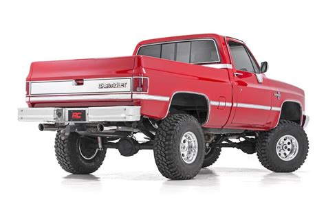lift kits for gmc trucks 4in suspension lift kit for 77 91 chevy gmc 4wd 1500