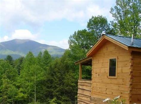 cabin rentals hot springs nc