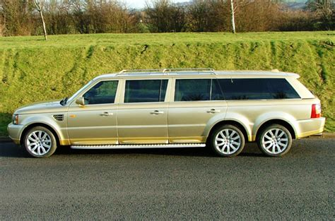 range rover custom limousine rolls royce maybach