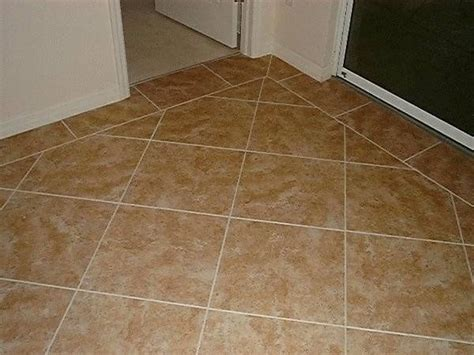 Laying A Tile Floor by How To Lay Tiles Diagonally