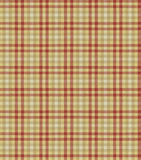 Country Upholstery Fabric by Upholstery Fabric Waverly Country Square Ruby At Joann
