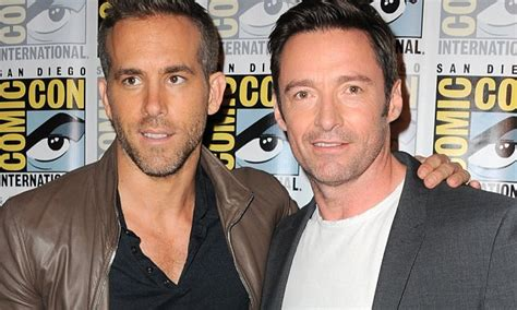 Hugh Jackman Was Stunned After Witnessing Brain Surgery by Hugh Jackman And Embrace At Comic Con For