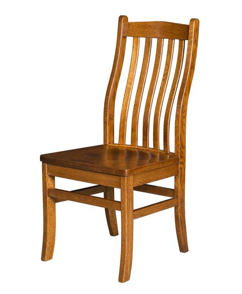 Amish Dining Chairs Lincoln Dining Chair Amish Direct Furniture