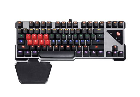 Bloody Gaming Keyboard B810r Mechanical Light Key Rgb 0 2ms Macro Ori b2278 bloody