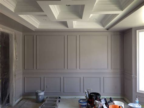 Coffered Ceiling Installation Coffered Ceilings Design Gallery Vip Classic Moulding