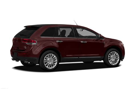 2011 lincoln mkx price photos reviews features