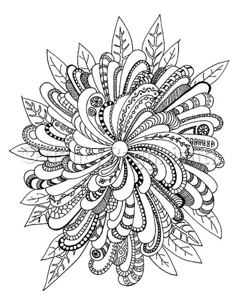 Complex Coloring Pages Printable Coloring Pages Complex Coloring Pages