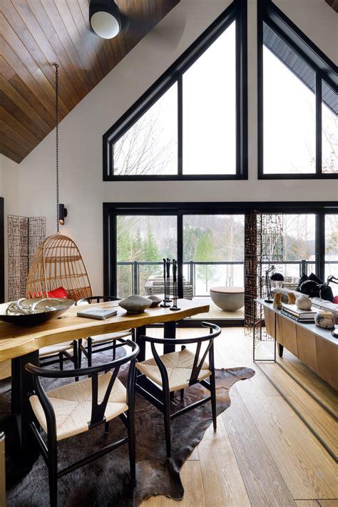 designer cottage  haliburton county