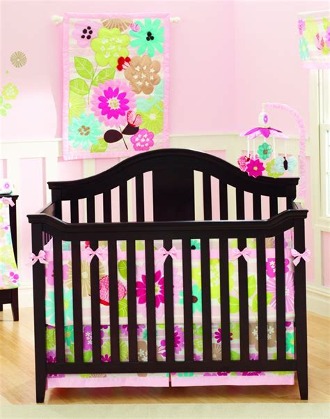 summer infant petals crib bedding and accessories baby