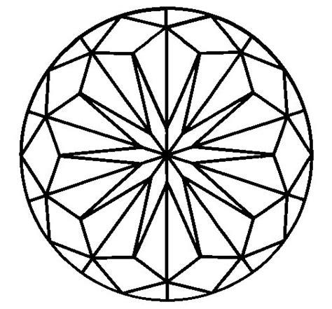 Mandala 42 Coloring Page  Coloringcrewcom sketch template