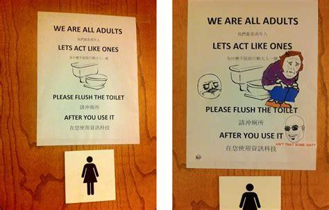 funny bathroom pics funny bathroom wall decor signs and on pics keep clean