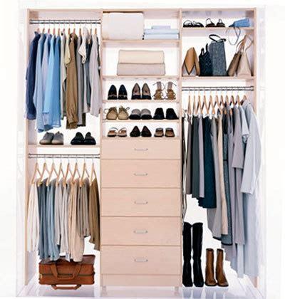 Open Closet Organizer Open Closet