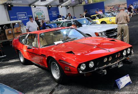 Lamborghini 400 Gt Espada by 1973 Lamborghini Espada 400 Gt Image Chassis Number 9060