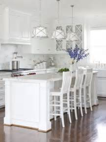 Dove White Kitchen Cabinets by Coastal Style Hamptons Style Kitchen Makeover