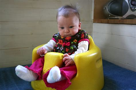 Baby Sit Up Chair by Beware The Bumbo Seat
