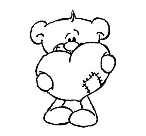 imagenes de oso de amor para dibujar dibujos cartas de amor para calcar dibujos de amor a lapiz