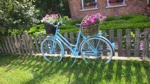 Gartendeko Fahrrad by Gartendeko Selber Machen Tipps Und Ideen Garten Mix