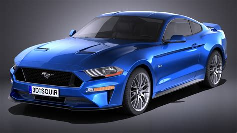 2018 ford mustang gt images