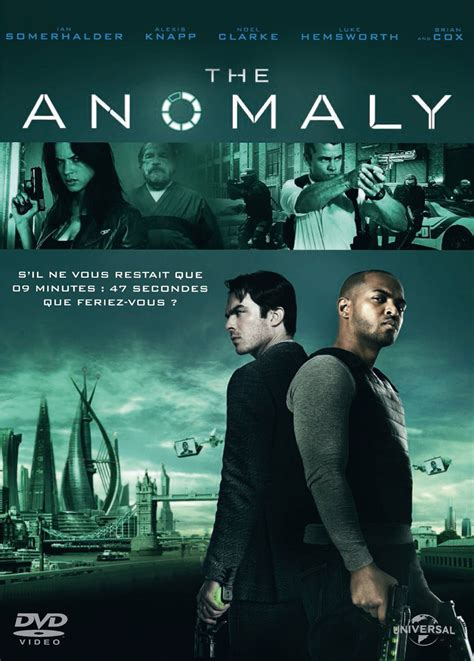 The Anomaly 2014 Affiches The Anomaly De Noel Clarke 2014