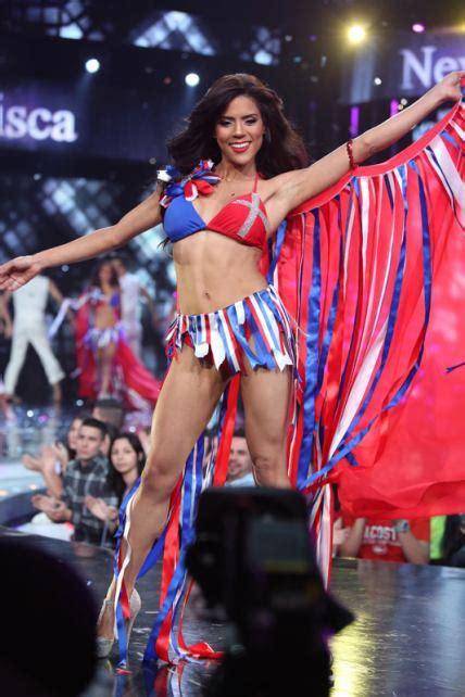2015 nuestra belleza latina francisca lachapel dominicana en nuestra belleza latina