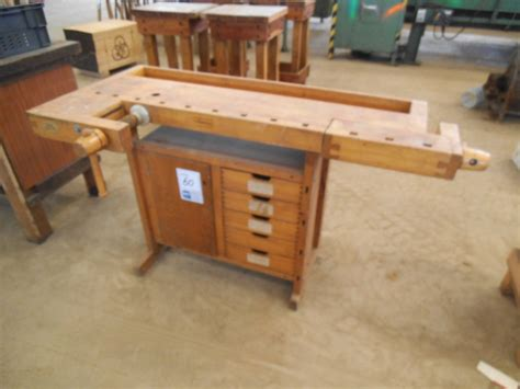 sjoberg woodworking bench sjobergs 1522bs woodworkers bench appraisal serial no