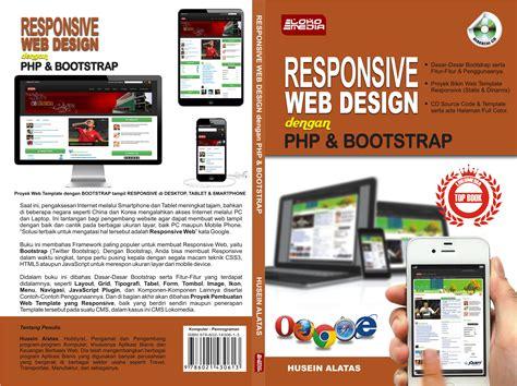 membuat web responsive dengan php responsive web design dengan php dan bootstrap