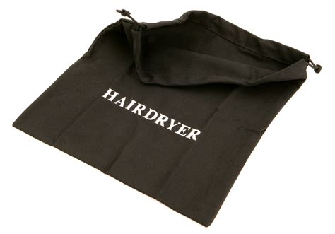 Hair Dryer Bag White aslotel hairdryer bag aslotel