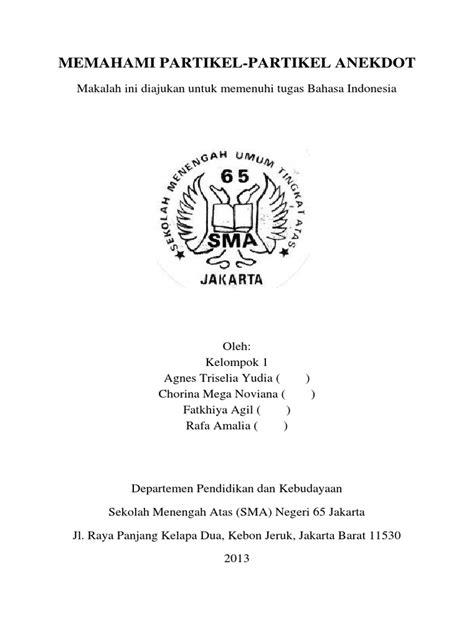 biography soekarno bahasa indonesia makalah bahasa indonesia anekdot