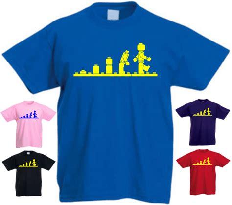 T Shirt Oceanseven Lego A lego evolution new present gift t shirt s ebay
