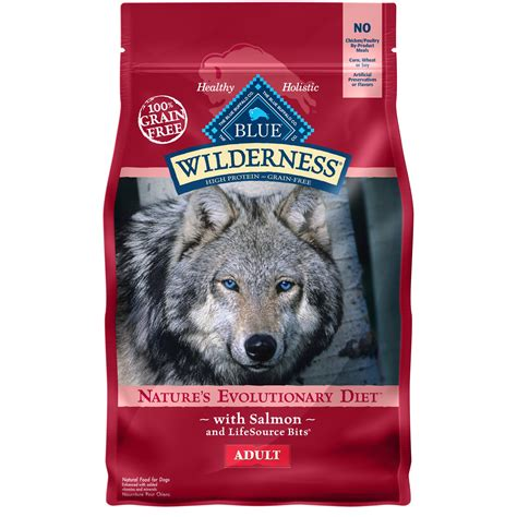 blue puppy food blue buffalo wilderness salmon food petco store