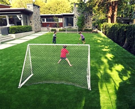 soccer backyard simple solutions to transform your dull backyard into the