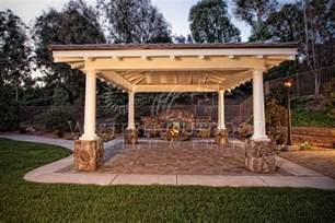 Outdoor Covering For Patios by Free Standing Wood Tellis Patio Covers Gallery Western