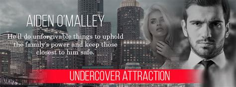 undercover attraction the o malleys series books sapphyria s books networkedblogs by ninua