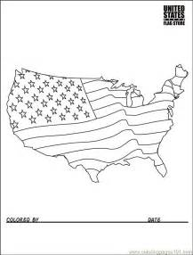 american coloring pages american flag printable coloring pages