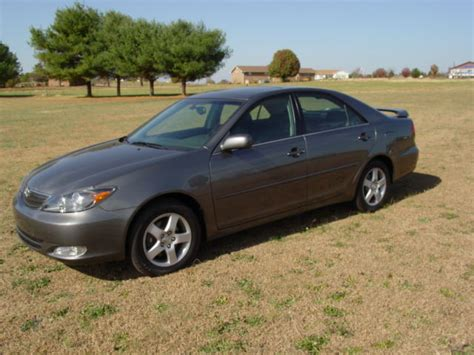 2002 Toyota Camry Se Where Is The Wedding In The Camry Ad Autos Post