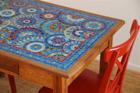 Mosaic Kitchen Table The 25 Best Free Mosaic Patterns Ideas On