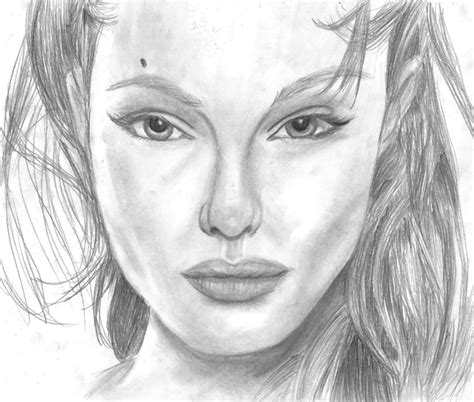 dibujos realistas rostros dibujo humano rostro images