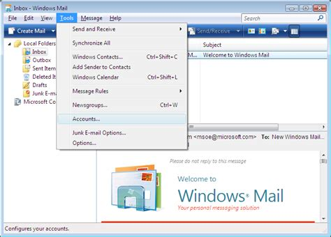 windows 10 live mail tutorial set up email in windows mail windows7 8 users only