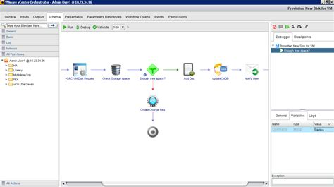 orchestrator workflow vrealize orchestrator features it service delivery