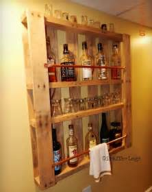 Wall Bar Pallet Wall Bar 9 Marvelously Clever Diy Mini Bars